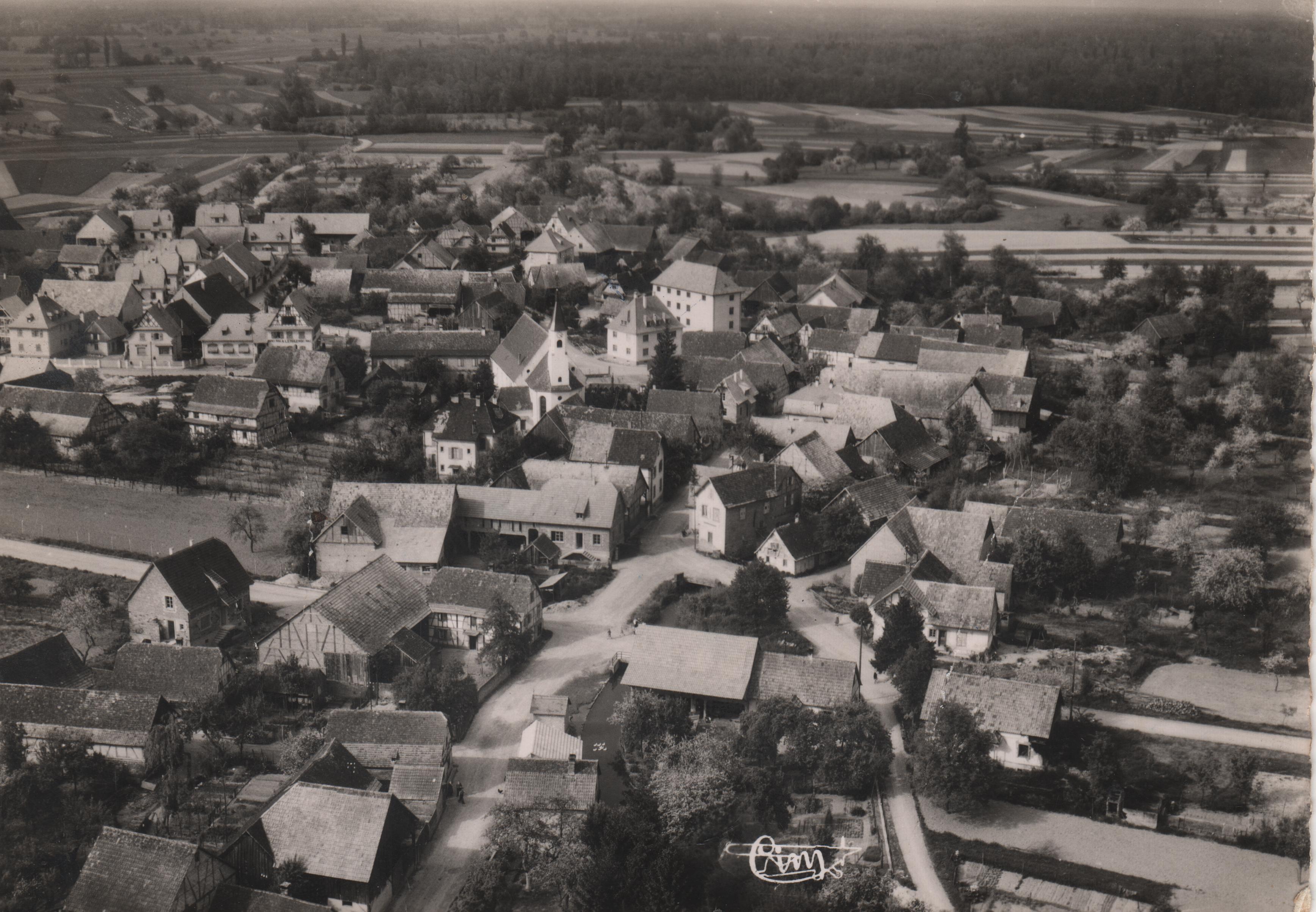 Schoenau 1950