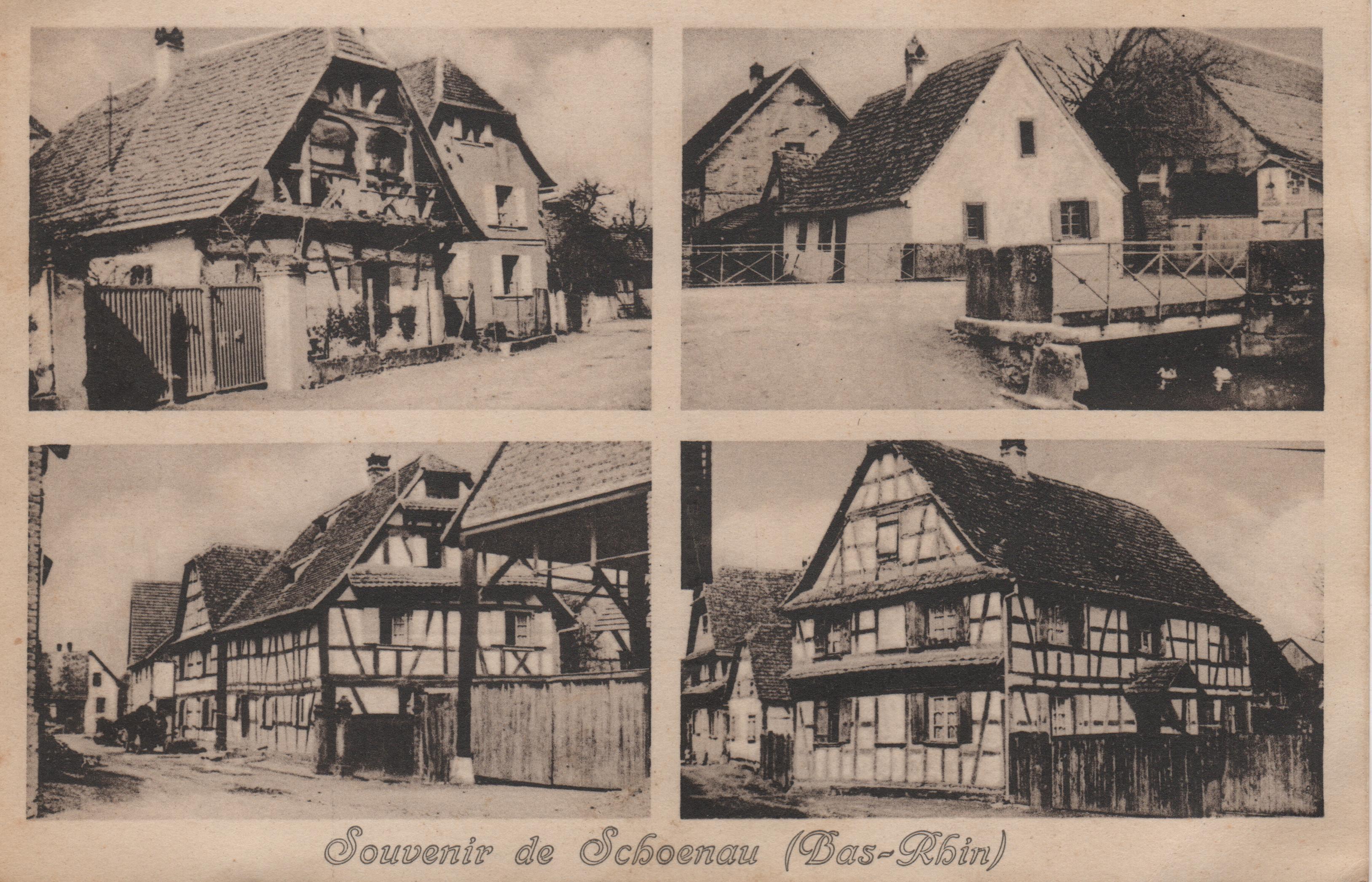 Schoenau 1920